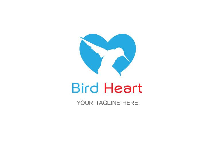 Humming Bird Logo example image 1