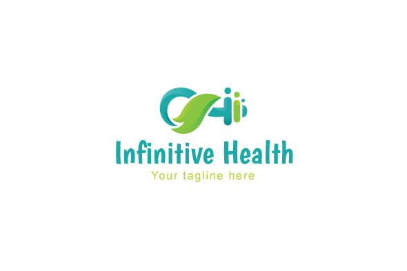 Infinitive Health - Nature & Fitness Group Stock Logo example image 1