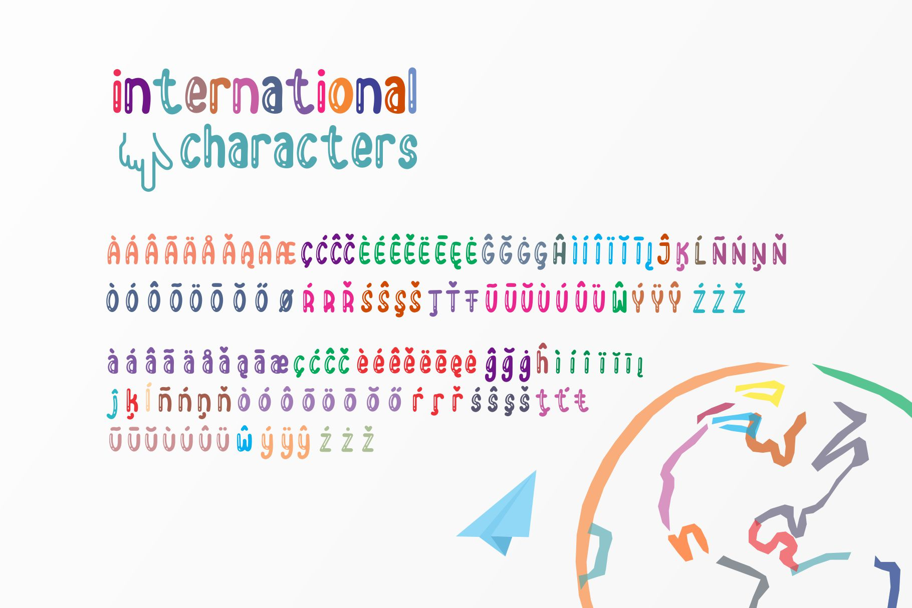 BigBro - A Fun Display Font example image 3