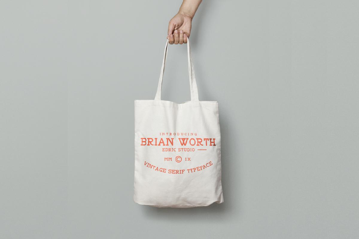 BRIAN WORTH example image 8