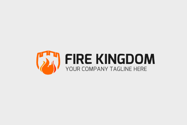 Fire Logo Template example image 2