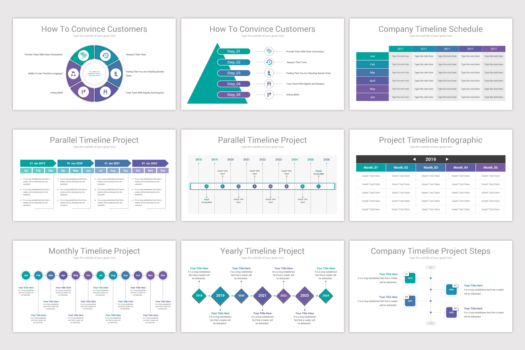 Business Plan Keynote Template example image 10