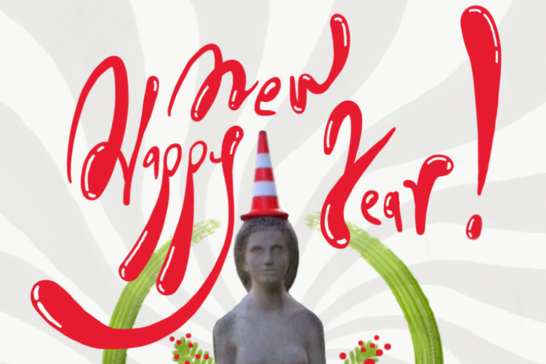 Happy new year 2020 example image 1