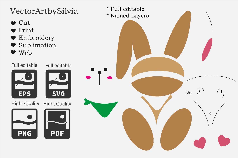 Easter Bundle - Cut Files - 5 Designs example image 12