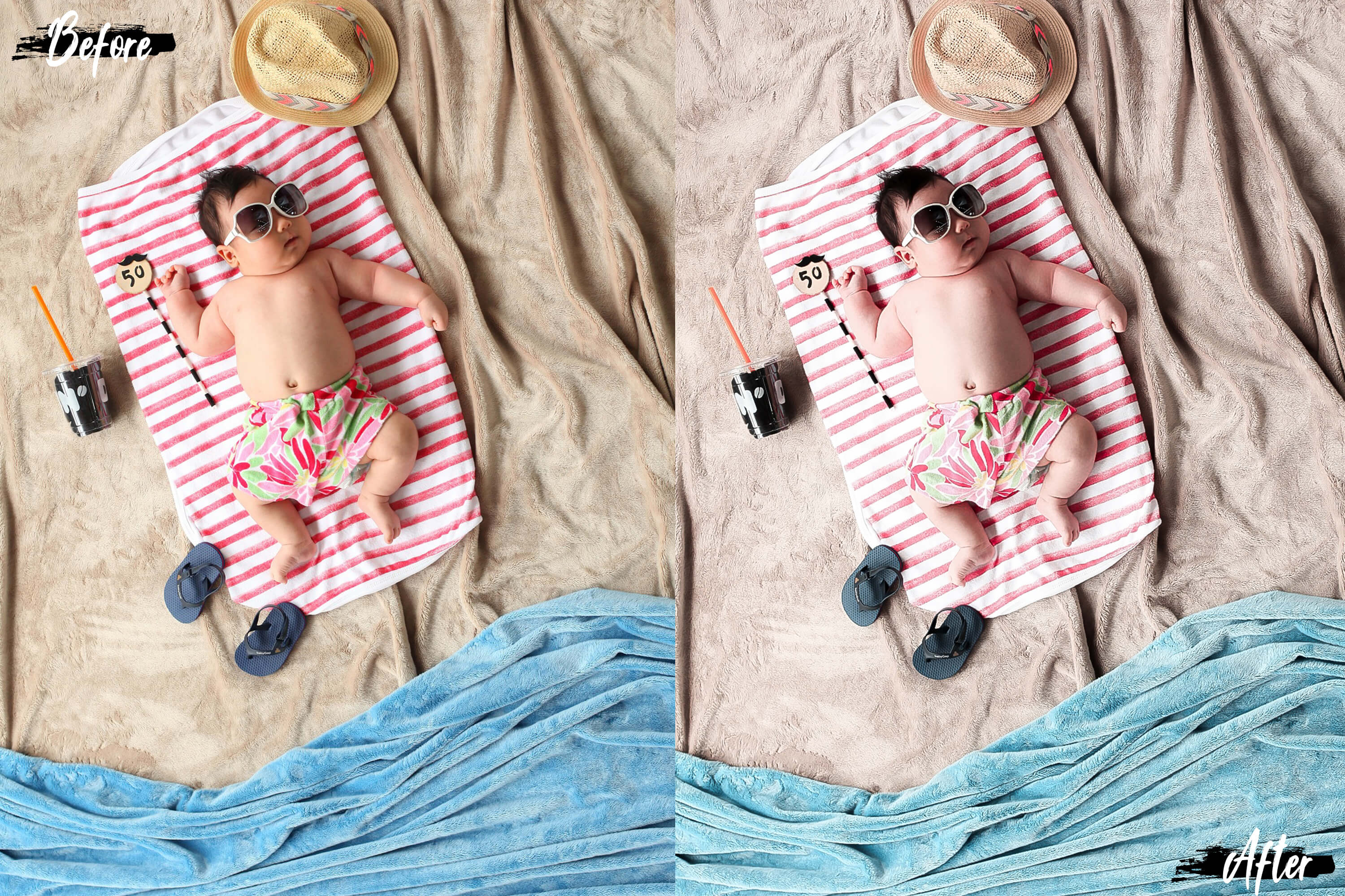 Neo Bambino Theme Color Grading Photoshop actions example image 10