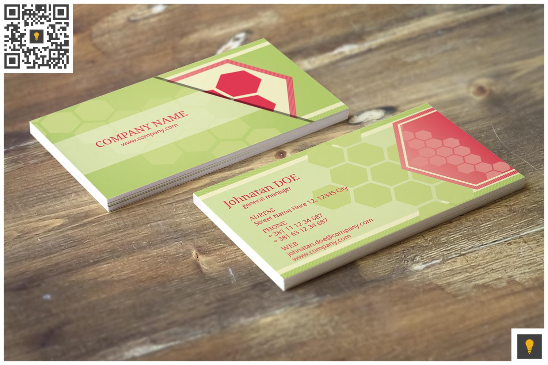 Corporate Hive Print Bundle example image 4