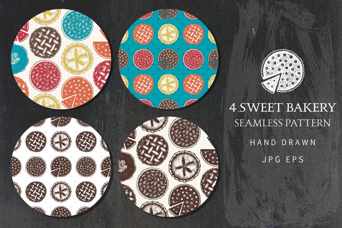 Sweet Bakery Menu example image 5