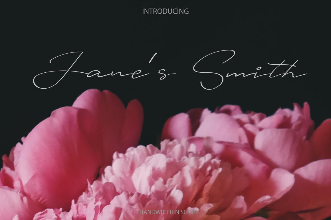 Janes Smith example image 1