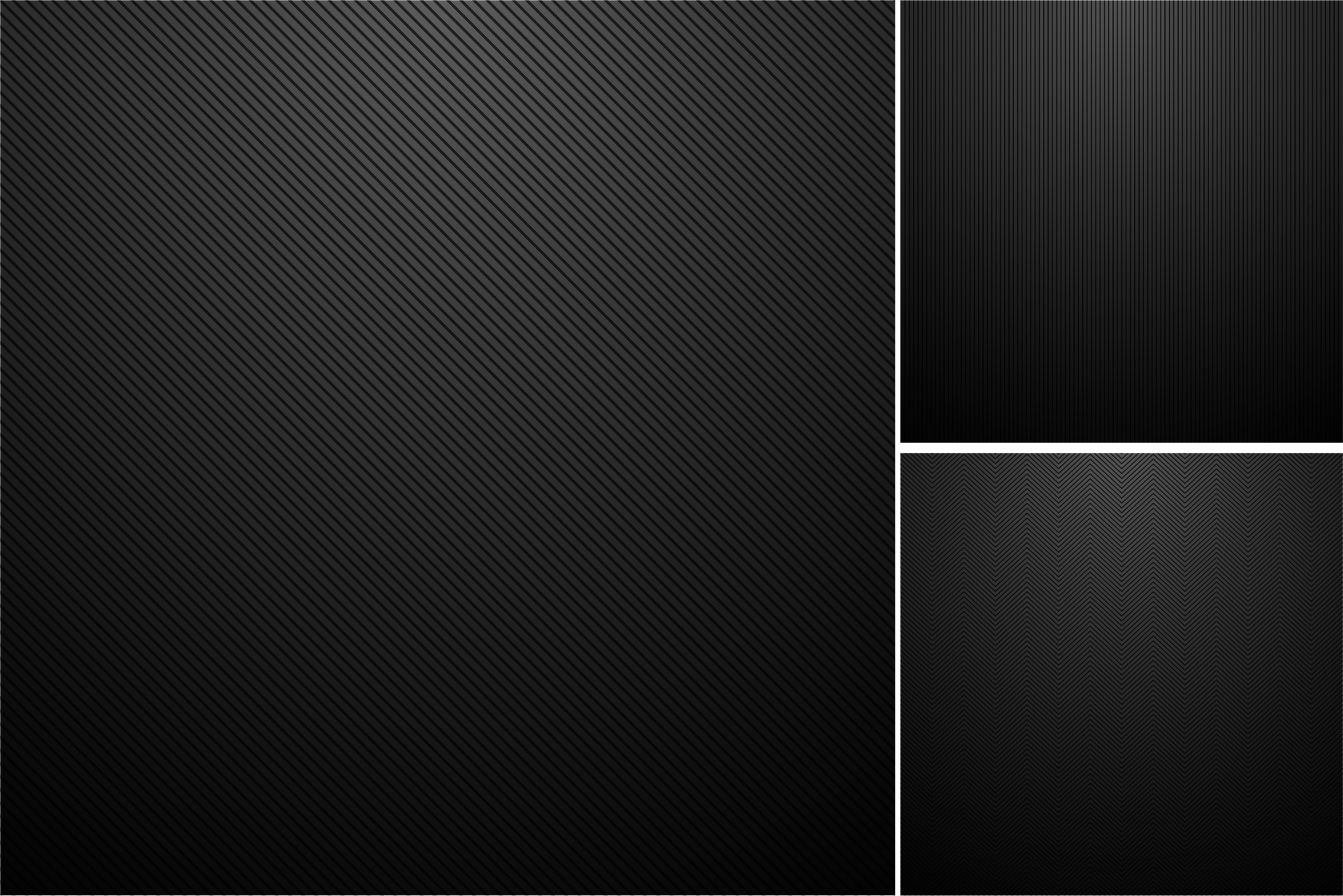 Dark striped textures.Carbon surface example image 7