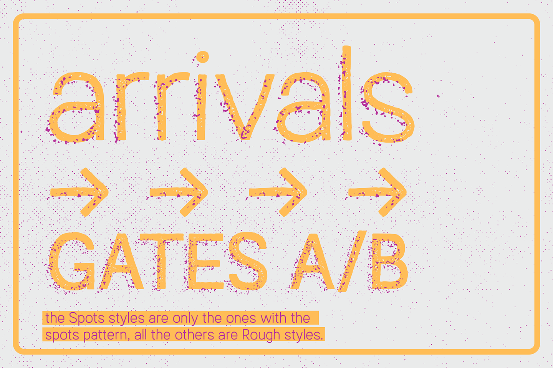 Austral Sans Spots example image 2