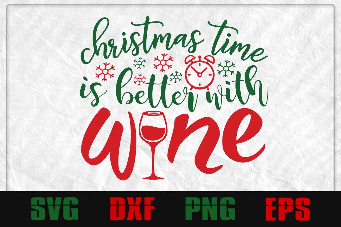 Adult Christmas SVG design bundle example image 6
