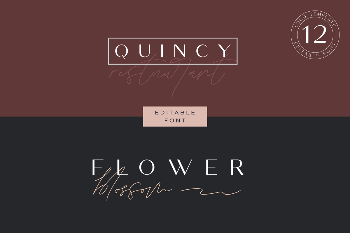 Germany - Luxury Font Duo example image 3