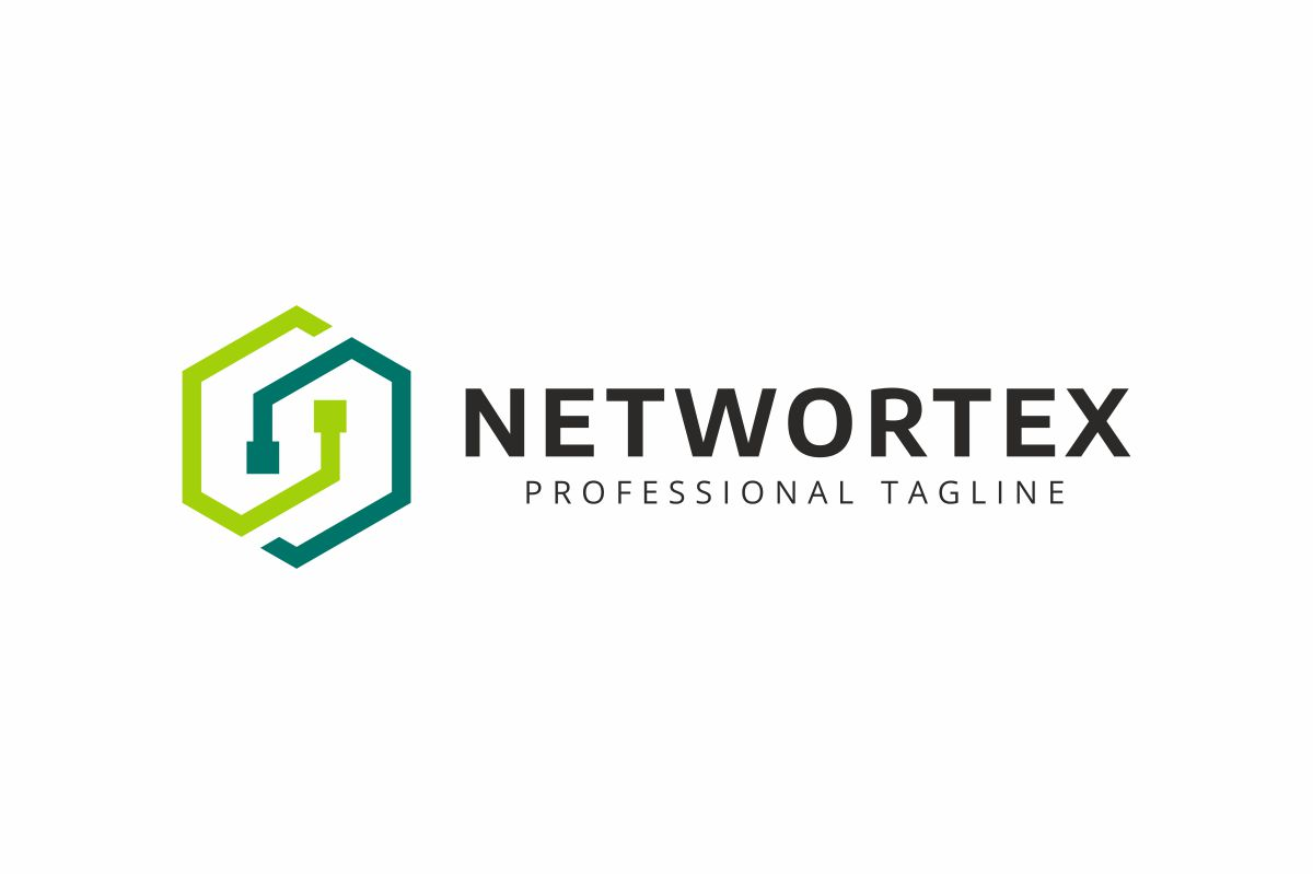 Network Tech Logo example image 3