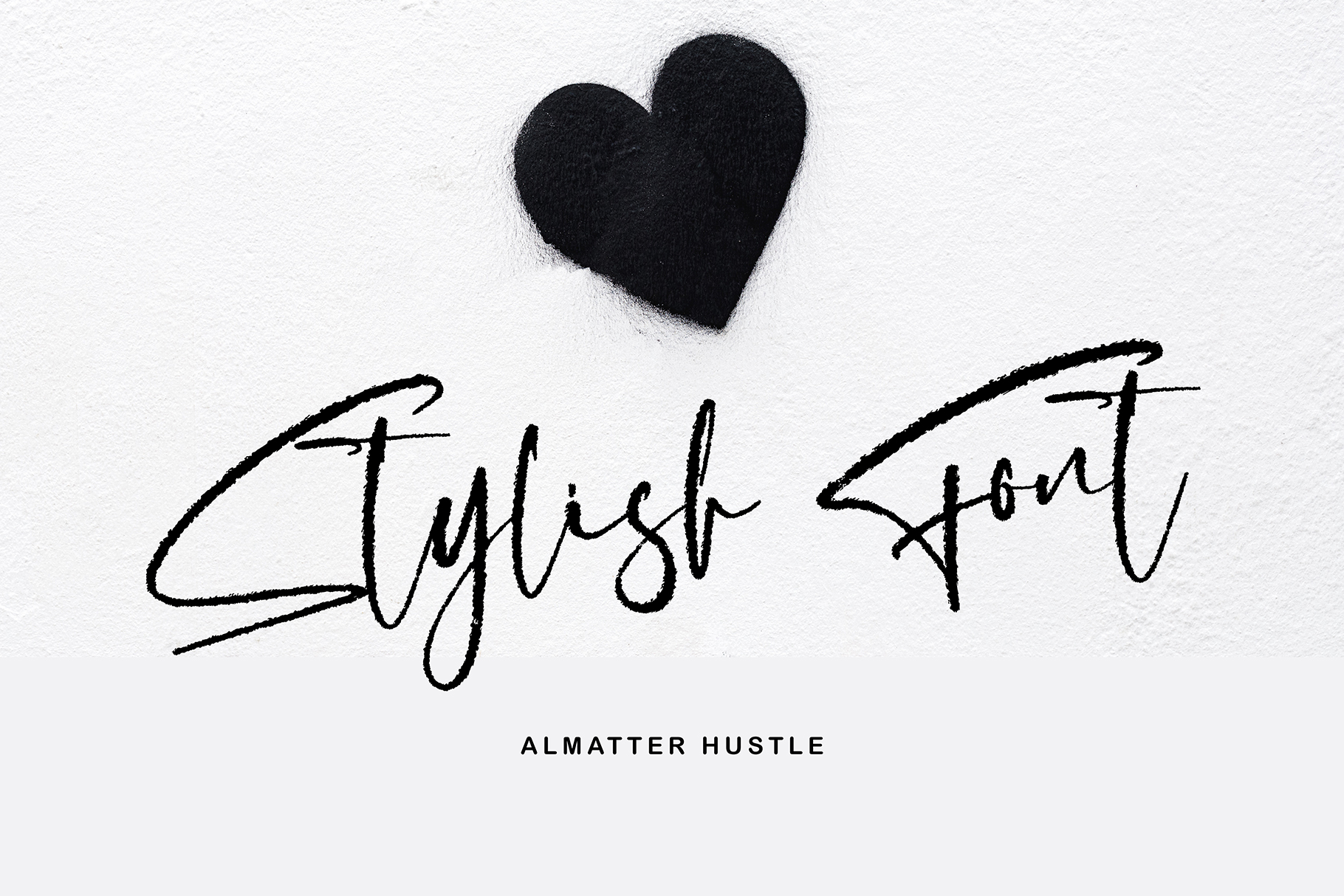 Almatter Hustle example image 2