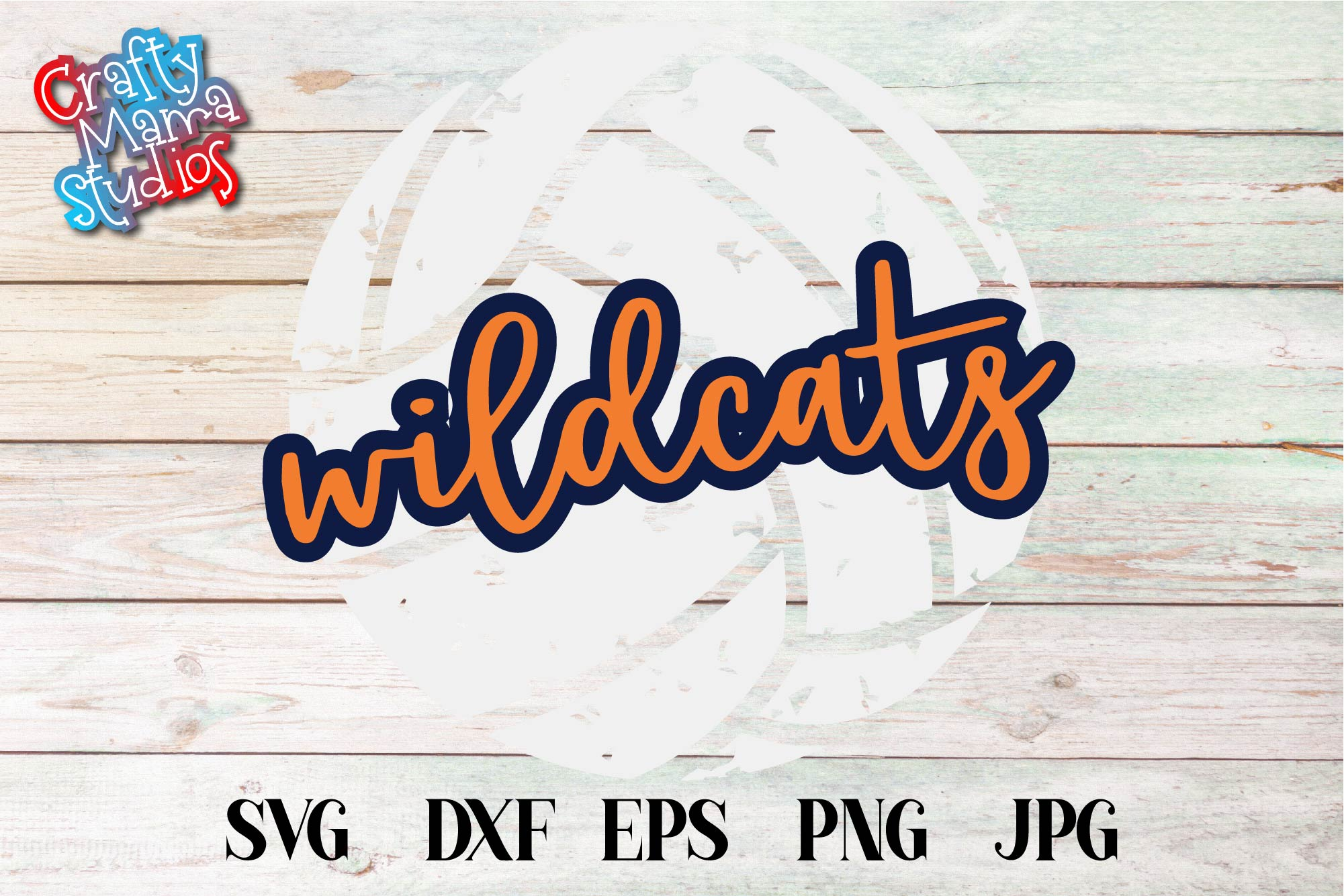 Sports SVG, Wildcats Volleyball SVG, Sports Sublimation example image 2