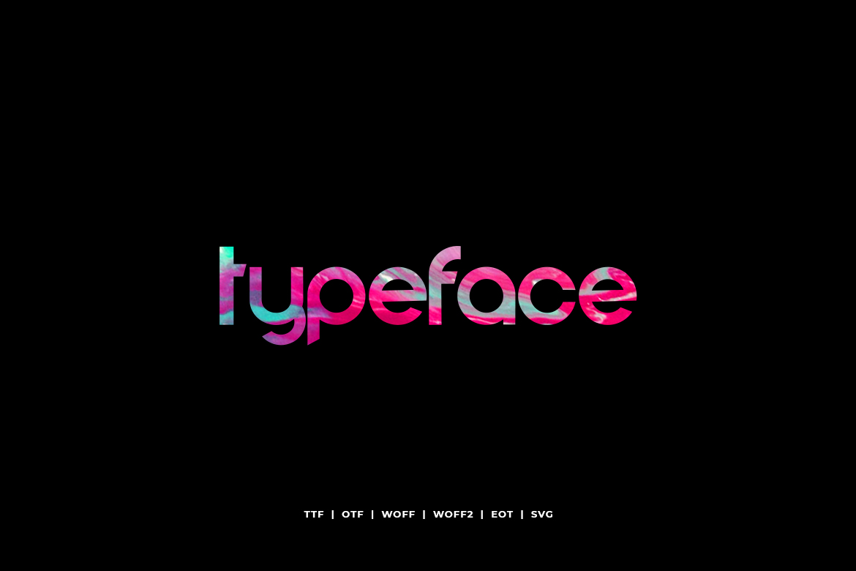 Comodo - Display Typeface WebFonts example image 5