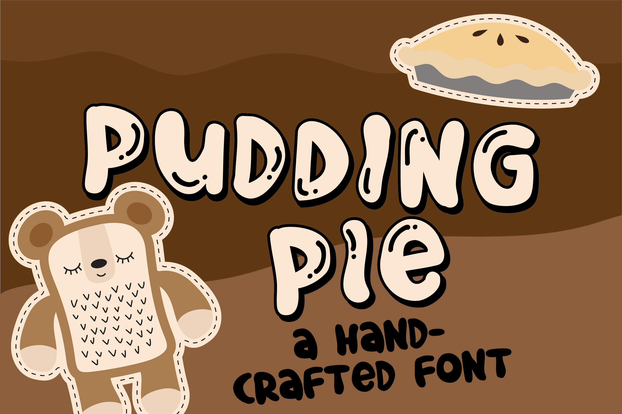 ZP Pudding Pie Duo example image 1