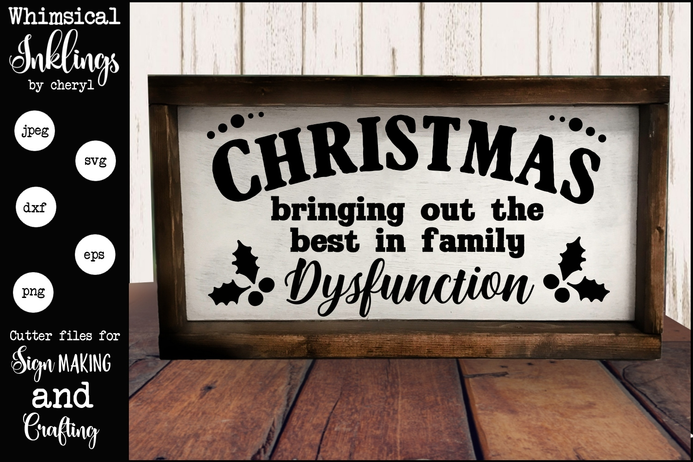 Christmas Cheer SVG Bundle SUPER SAVER example image 9