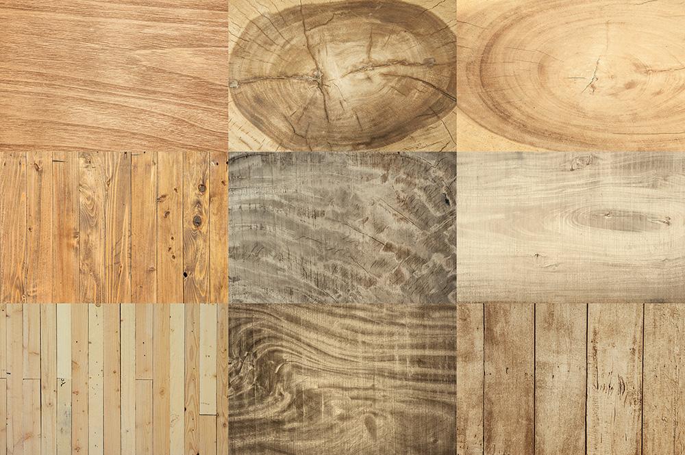 50 Wood Texture Background Set 01 example image 2