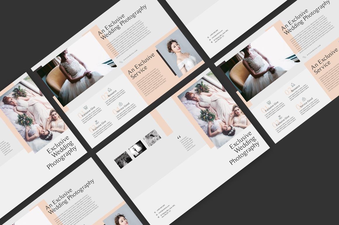 Wedding Photography Brochures example image 1