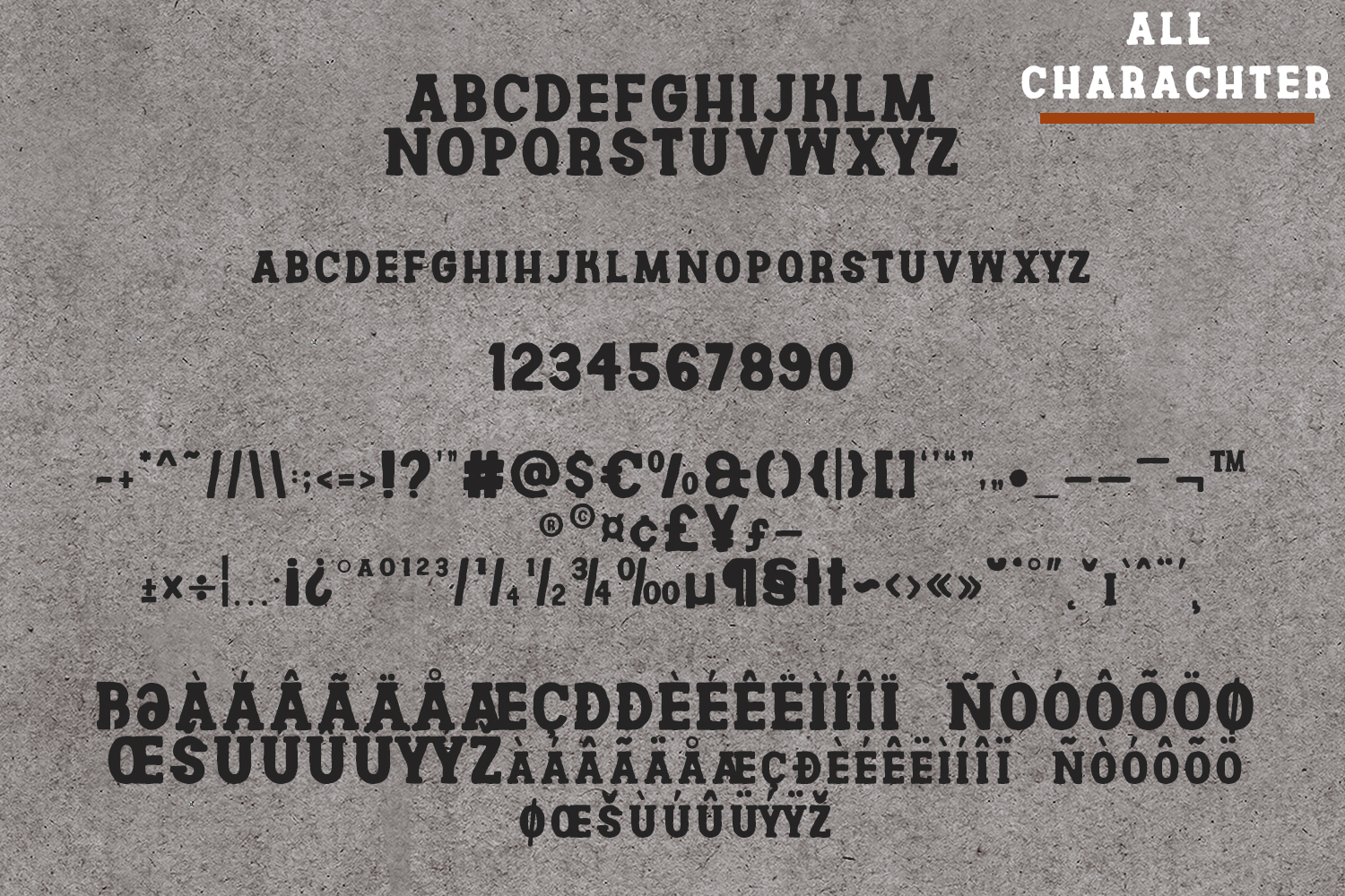 Channles - Family Vintage Font example image 6