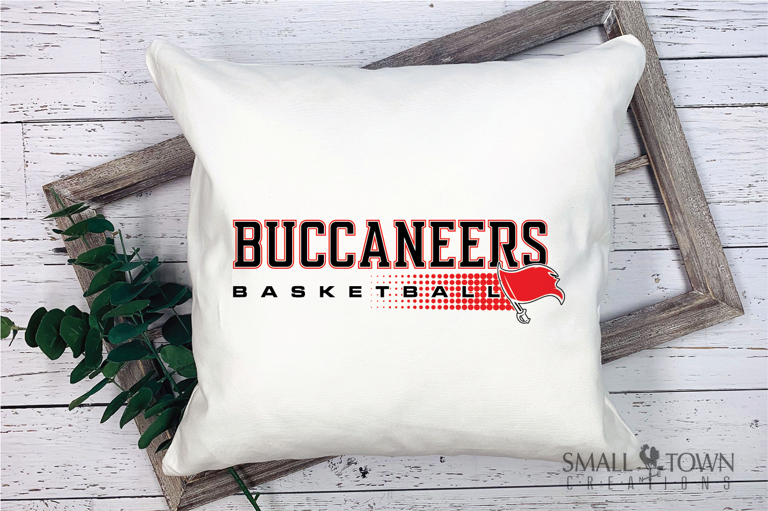 Buccaneer, Basketball, Team, Sport, PRINT, CUT & DESIGN example image 3