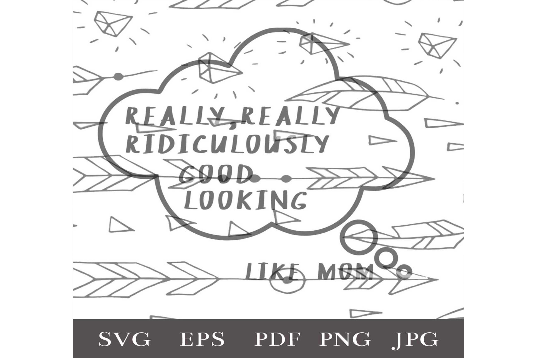 Cricut Cut File/ Silhouette Cut File/ Kids Clipart/ Kids SVG example image 2