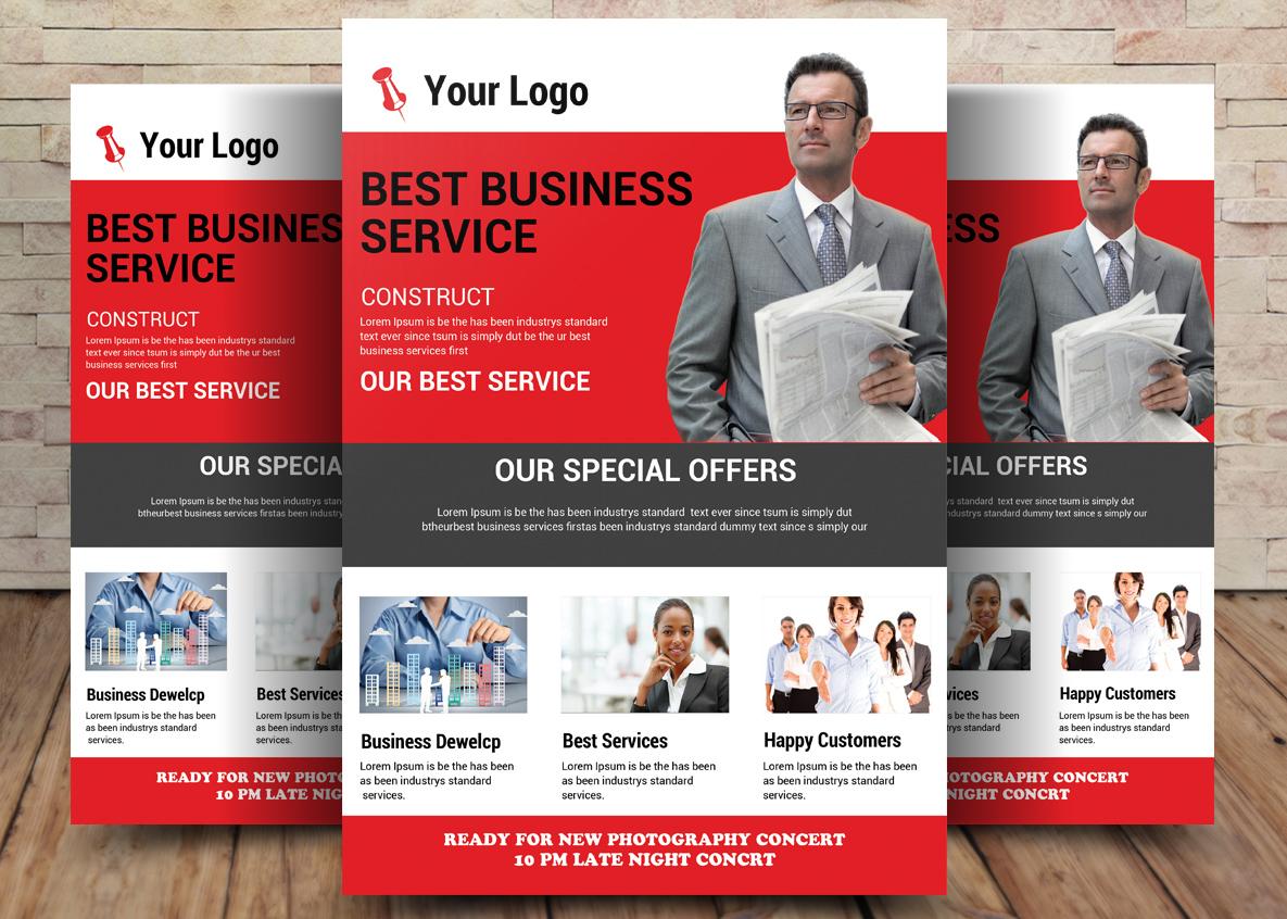 Corporate Business Bundle 24 example image 7