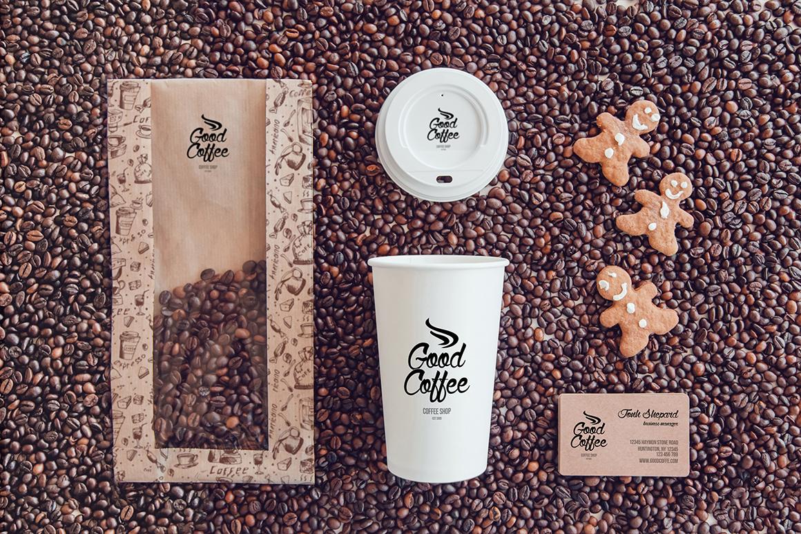 Coffee Branding Mock-up example image 15