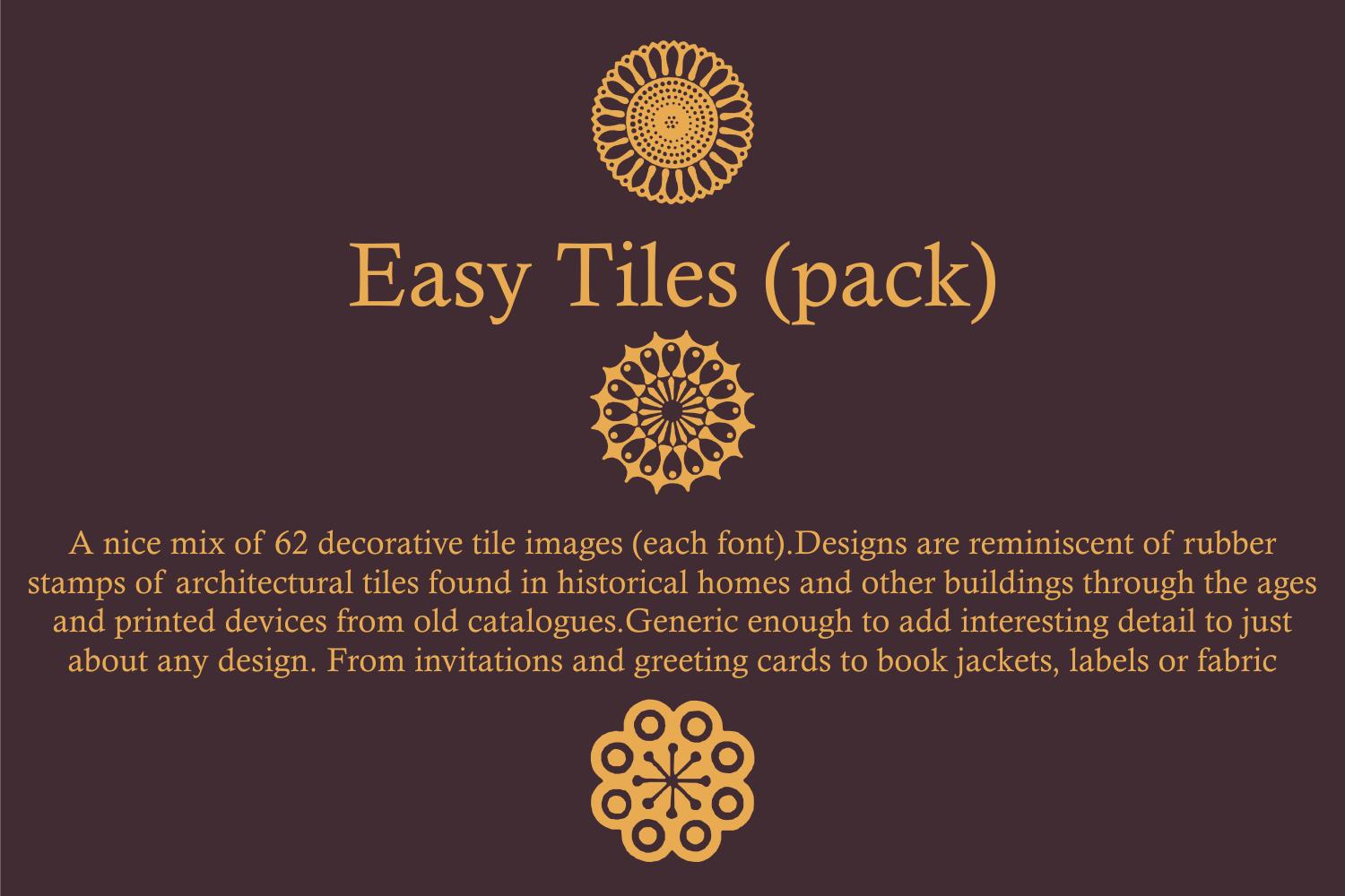 Easy Tiles (pack) example image 3