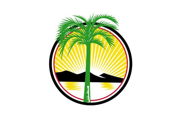 Royal Palm Beach Sea Mountain Retro example image 1
