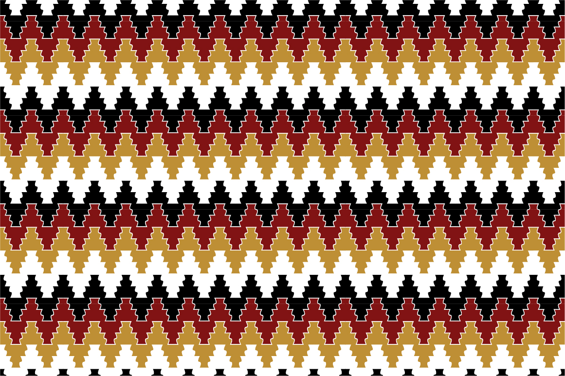 Retro ornamental patterns. example image 10