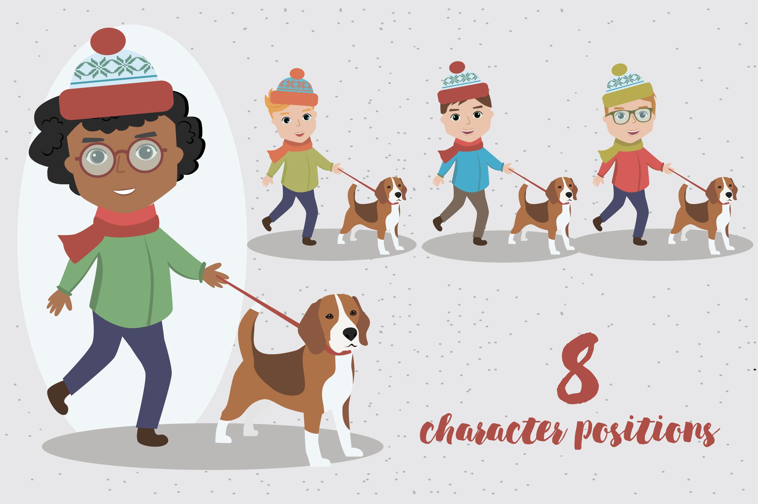 Creator Christmas kids character example image 6