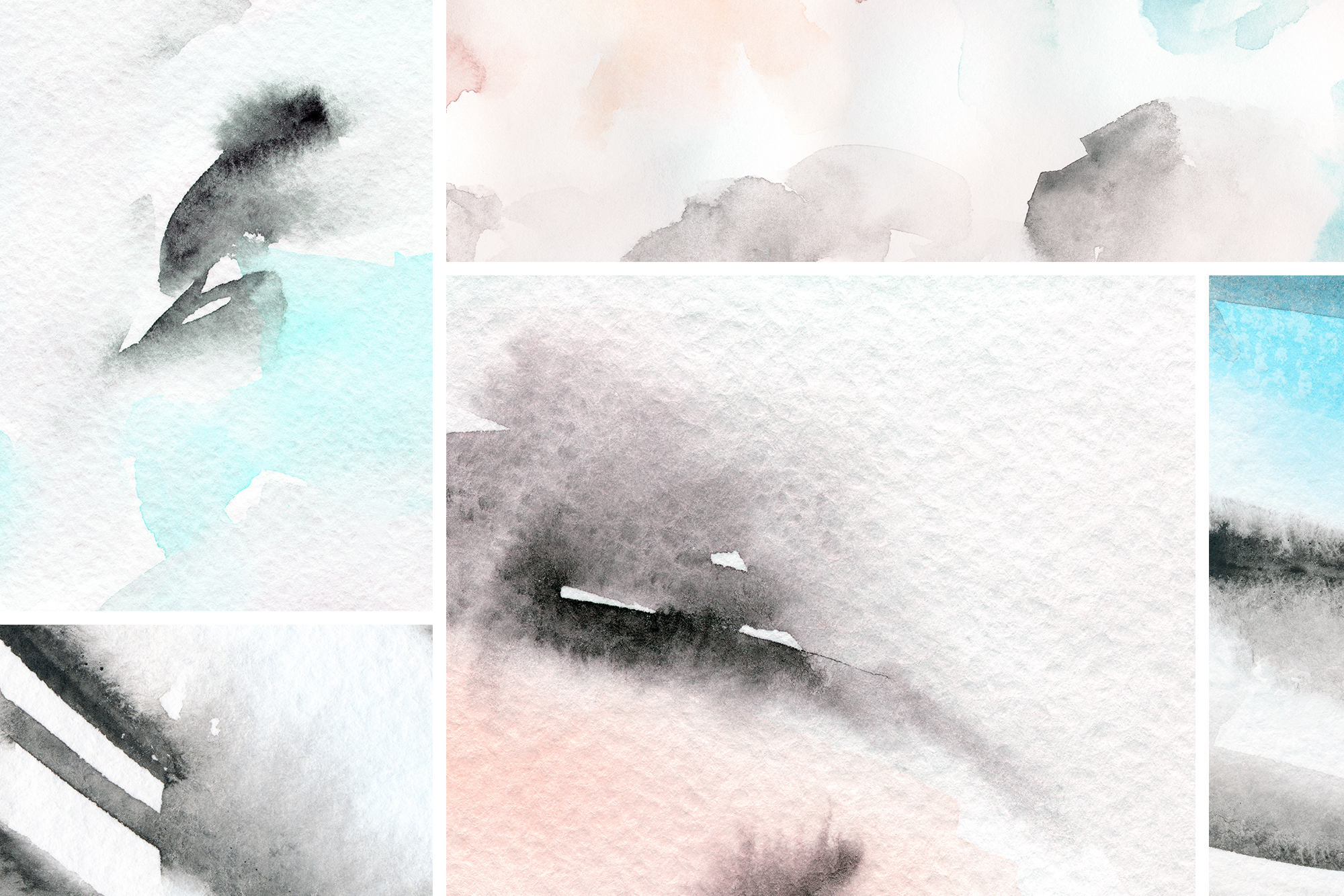 Watercolor Graphics Bundle example image 4
