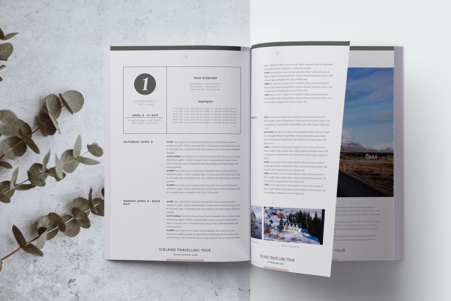 Travel Agency Guide example image 5
