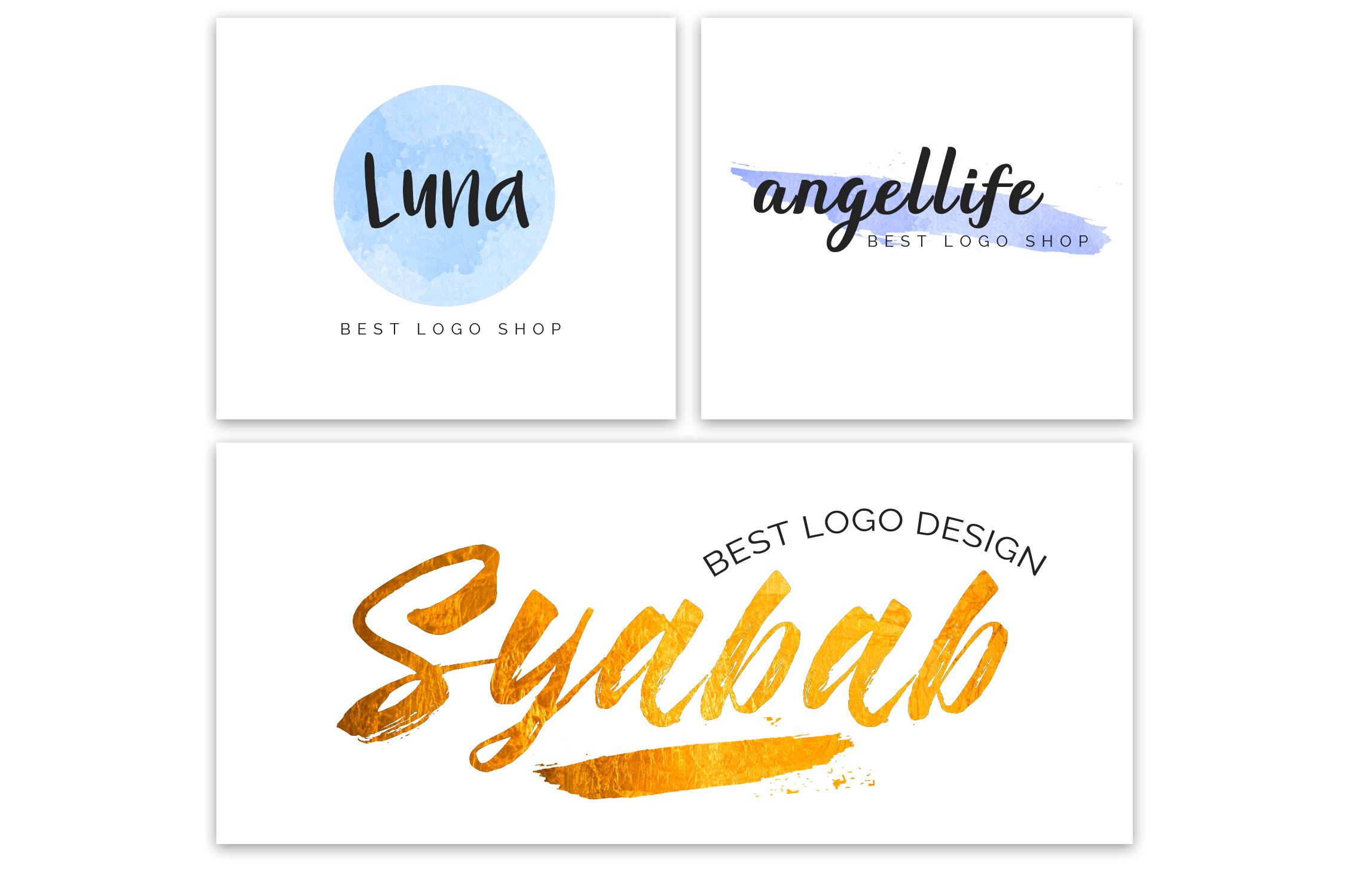 65 Best Branding Logo Templates example image 12