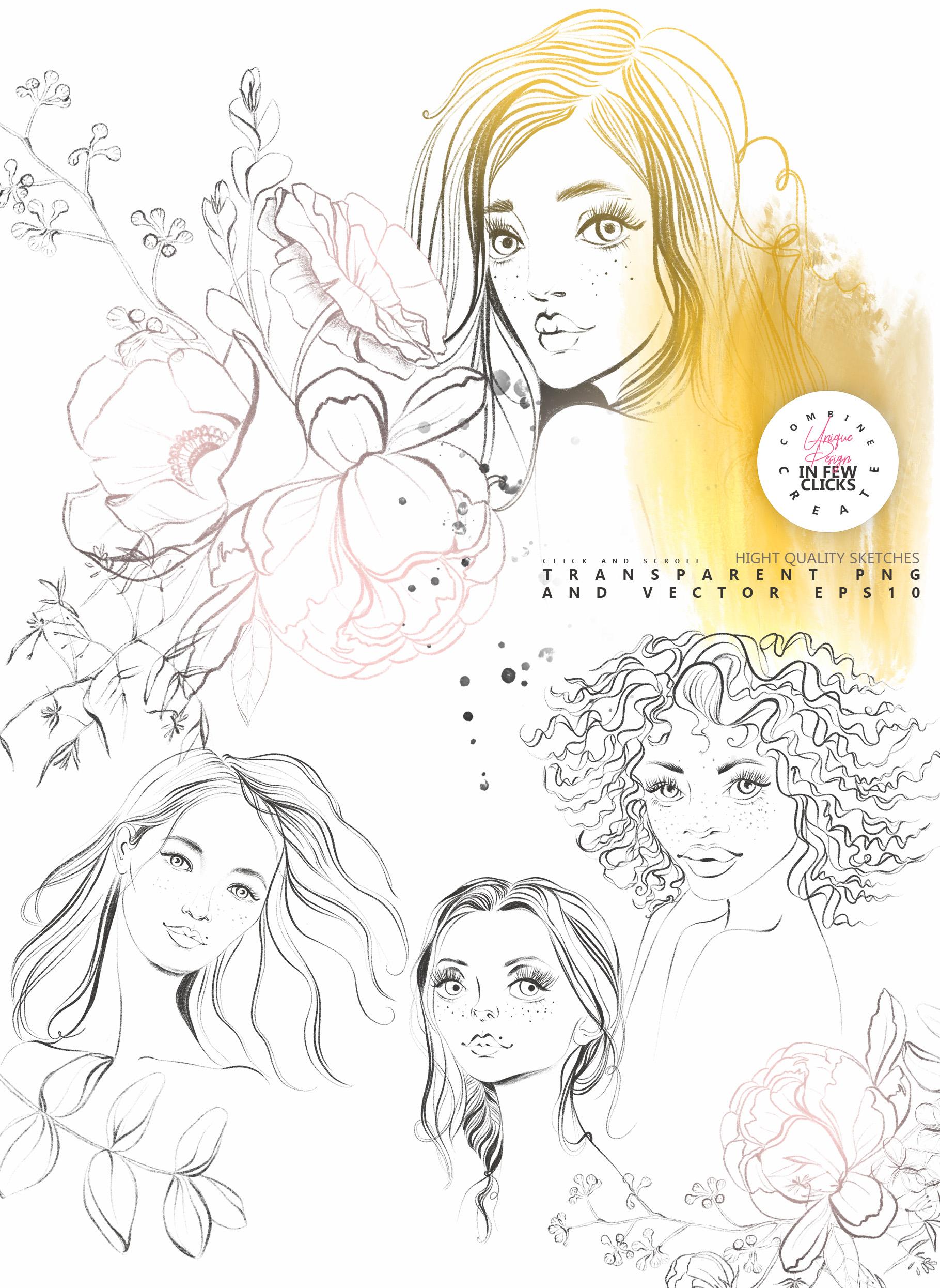 Beauty Portrait Creator example image 6