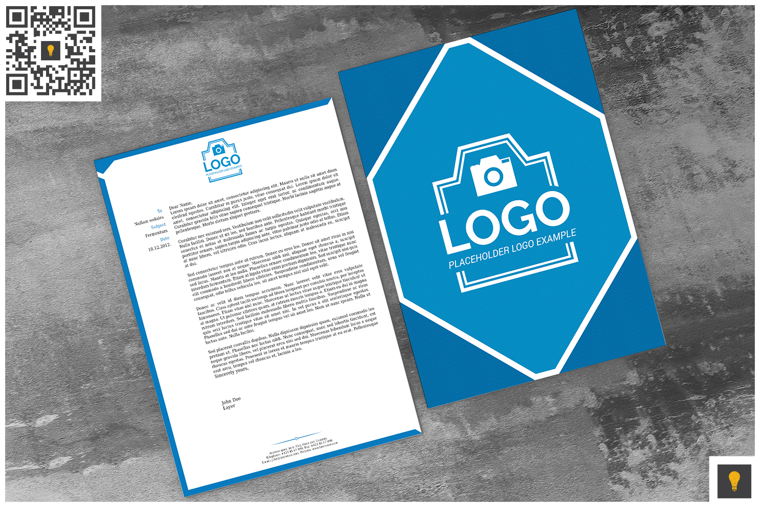 Law Firm Branding Bundle (50% OFF) example image 8