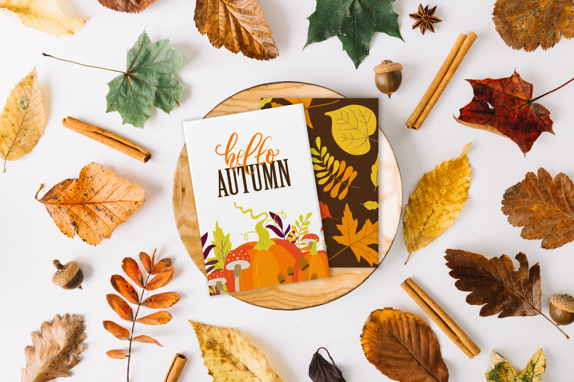 Autumn Vibes collection example image 2