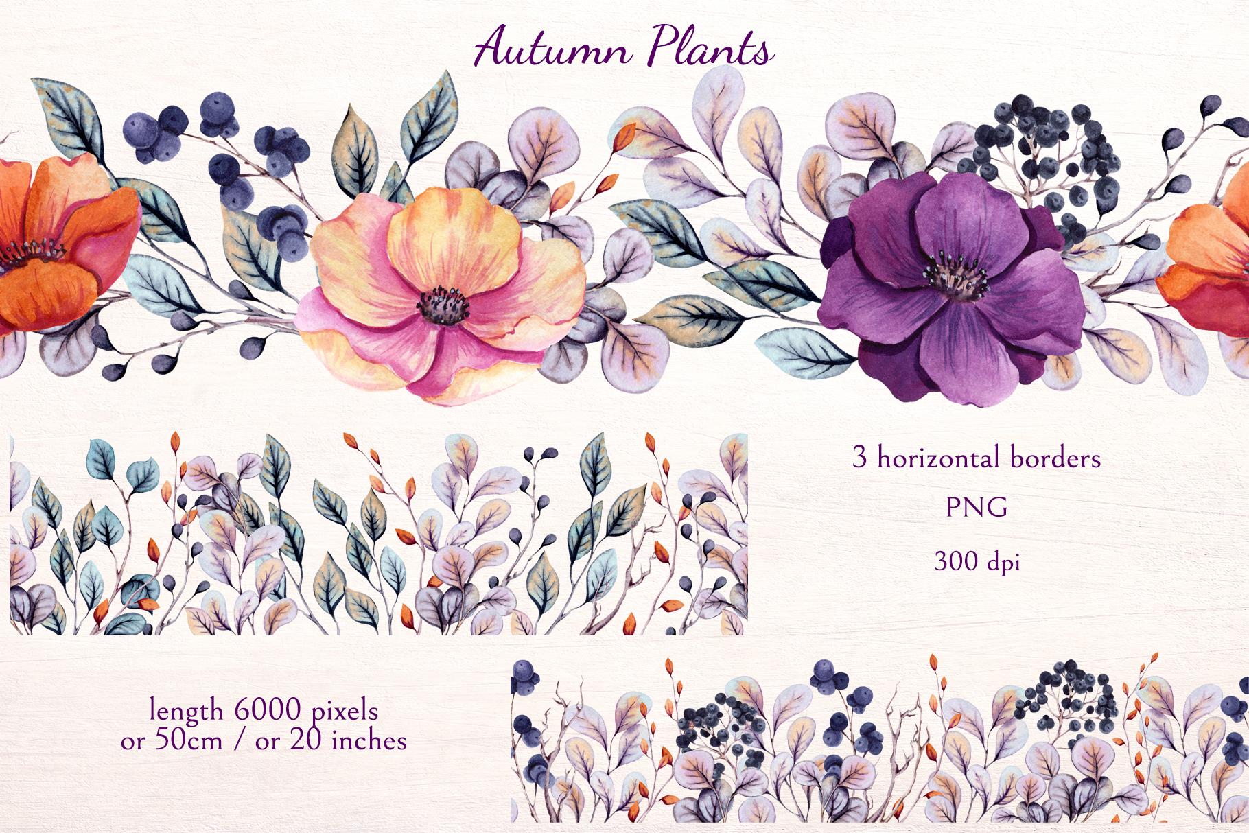 Autumn Plants example image 5