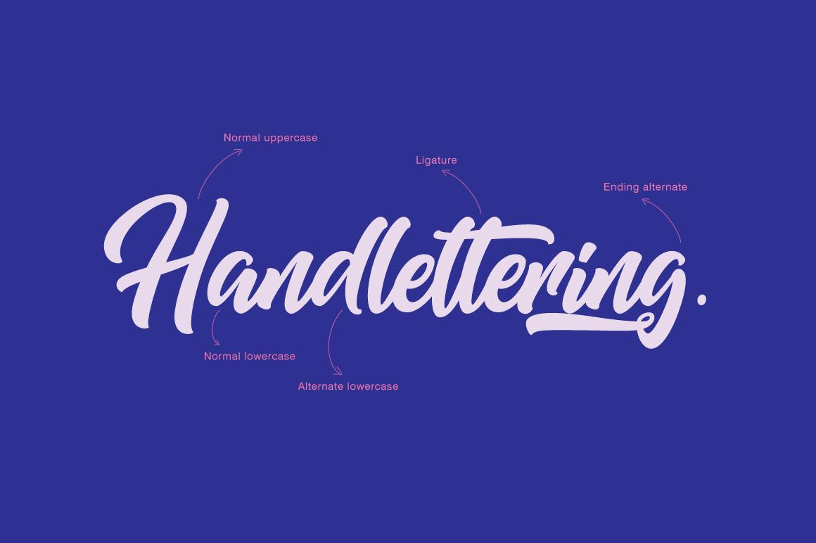 Mishaland Typeface example image 5