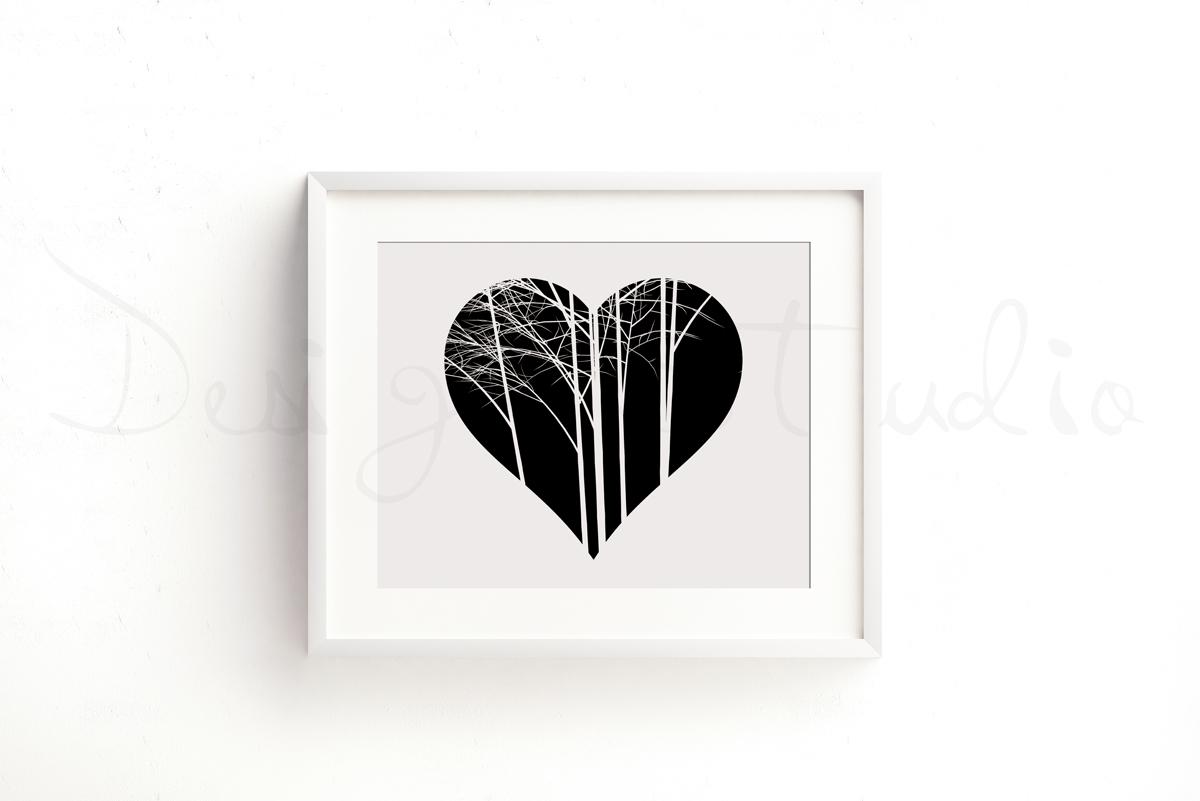 Styled Stock Photography, Frame Mockup set, vertical&Horizontal white frames example image 3