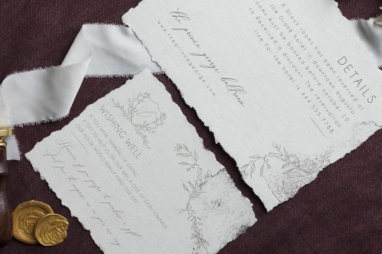Modern Sketch - Wedding Set example image 3