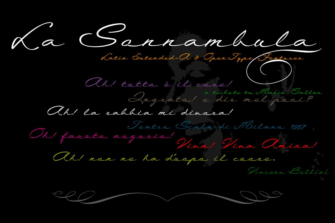 La Sonnambula example image 3
