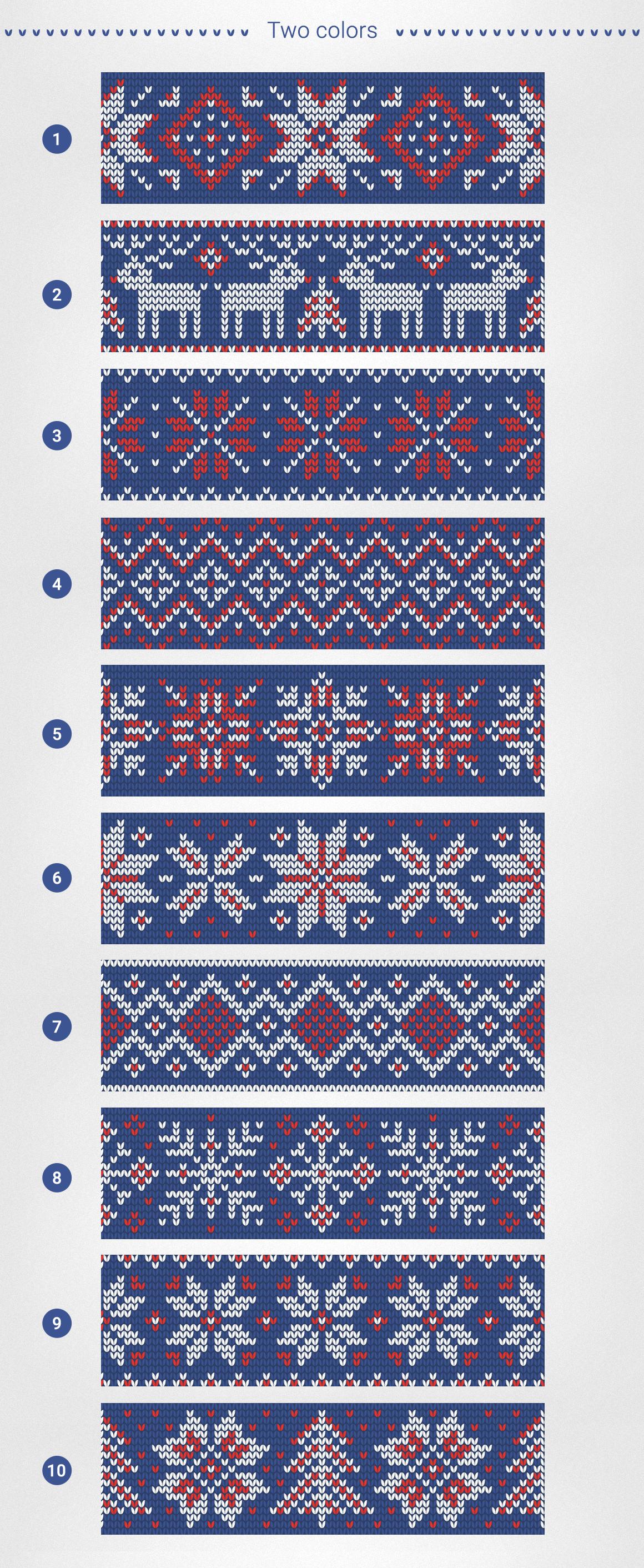 1000 Knitting Patterns Generator example image 8