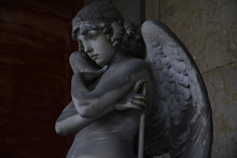 Beautiful Sculpted Angel#1 example image 1