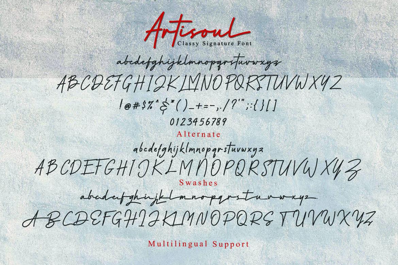 Artisoul Signature example image 10