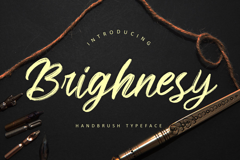 Brighnesy Hand Brush example image 1