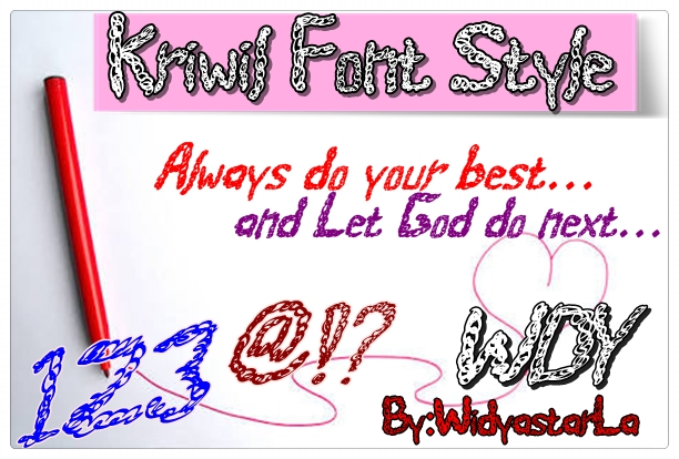 Kriwil Style example image 1