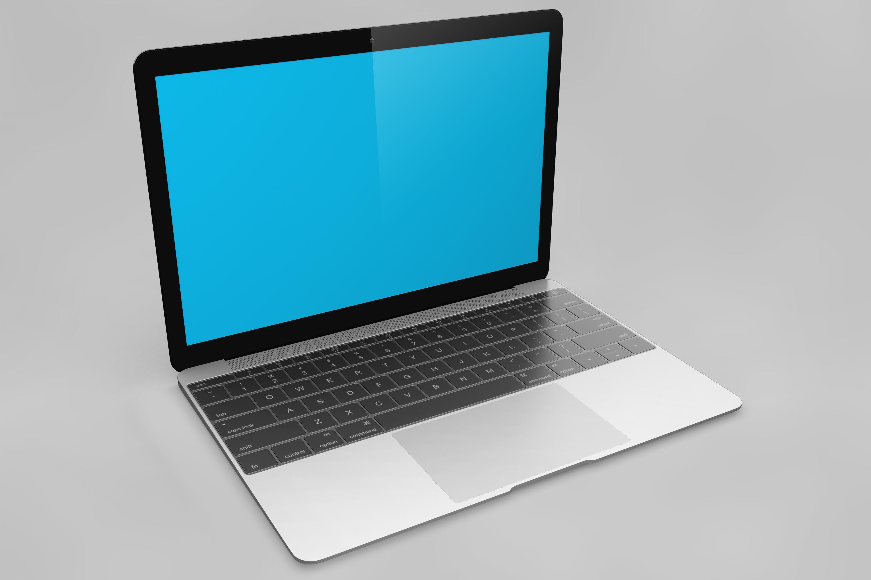 MacBook MockUp example image 4